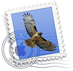 Apple stamp illustration