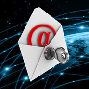 DomainKeys Identified Mail (DKIM) allows senders to associate a domain name with an email message
