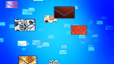 Email background check