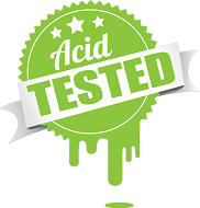 Acid Tested logo