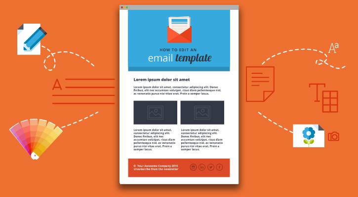 How to customize an html email template in 7 steps for How to make an html email template