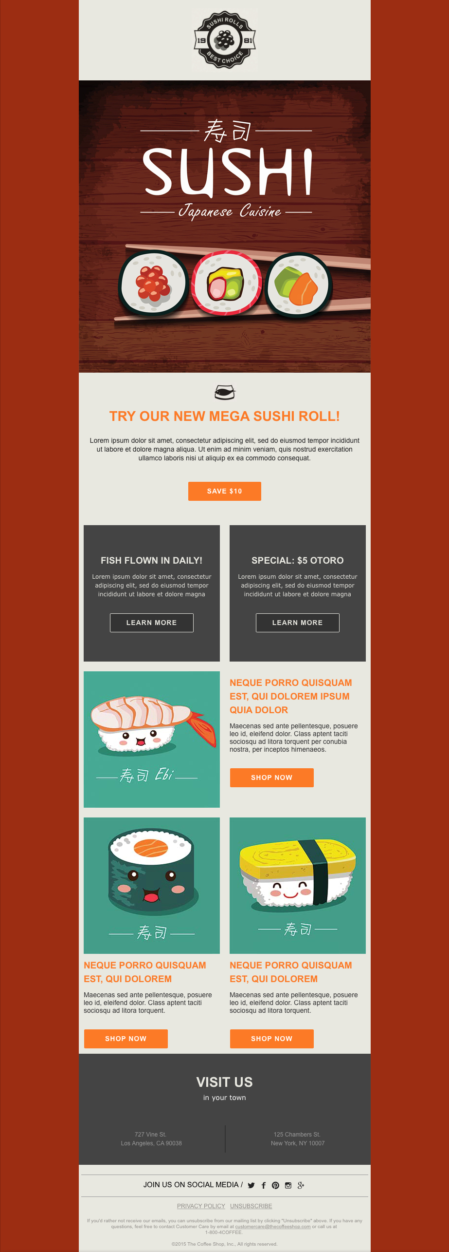 How to Customize an HTML Email Template in 7 Steps - Email On Acid