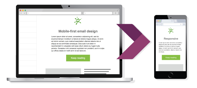 Responsive Email Example