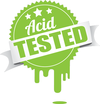 Email on acid tested graphic
