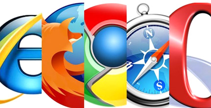 types of browsers