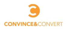 Convince and convert logo