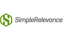 SimpleRelevance logo