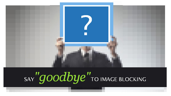 Goodbye to image blocking