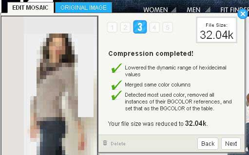 Compression completed