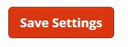 save settings button